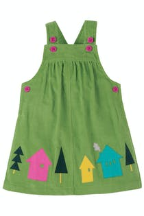 Tilly Cord Pinafore Dress