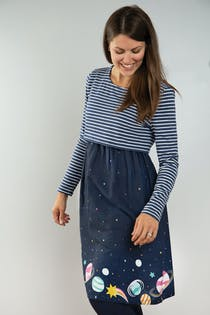 Sireli Smock Dress