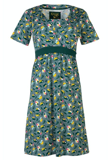 Delphine Tie Dress