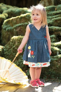 Everly Reversible Dress
