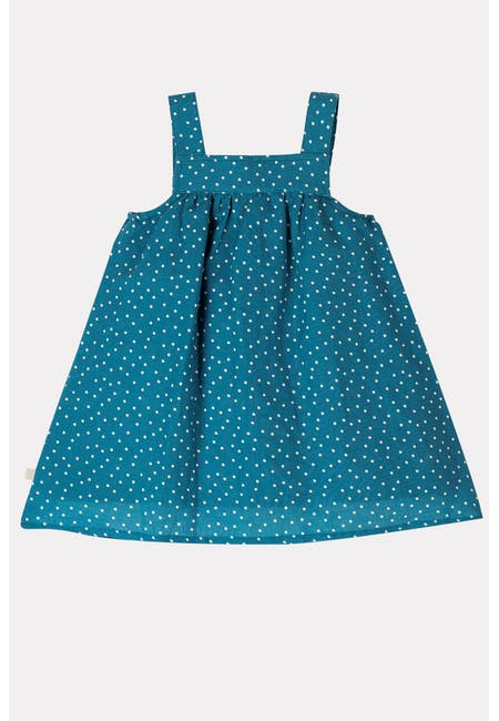 Buy Lightweight Hallie Linen Dress | Frugi