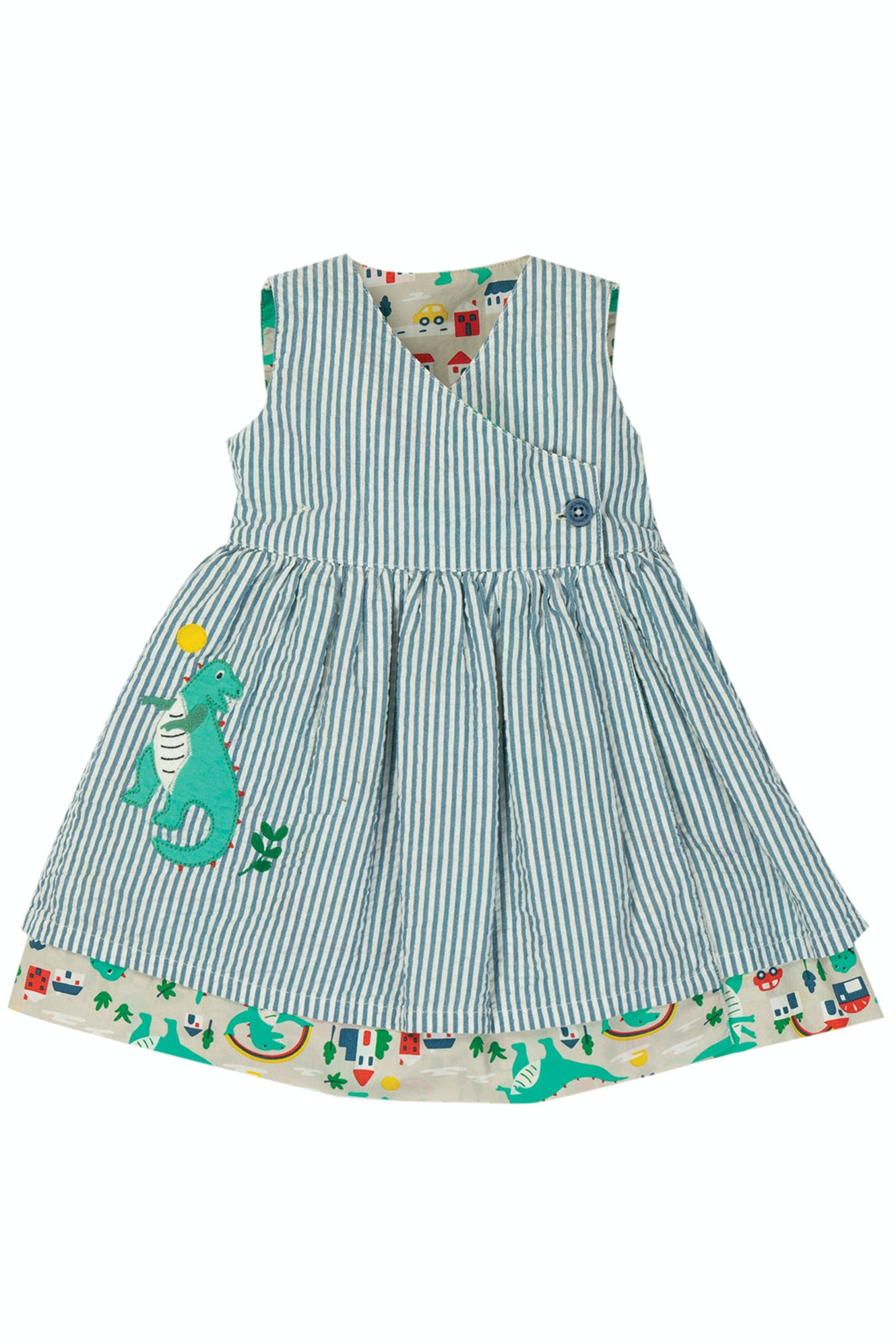 Click to view product details and reviews for Nora Reversible Dress.