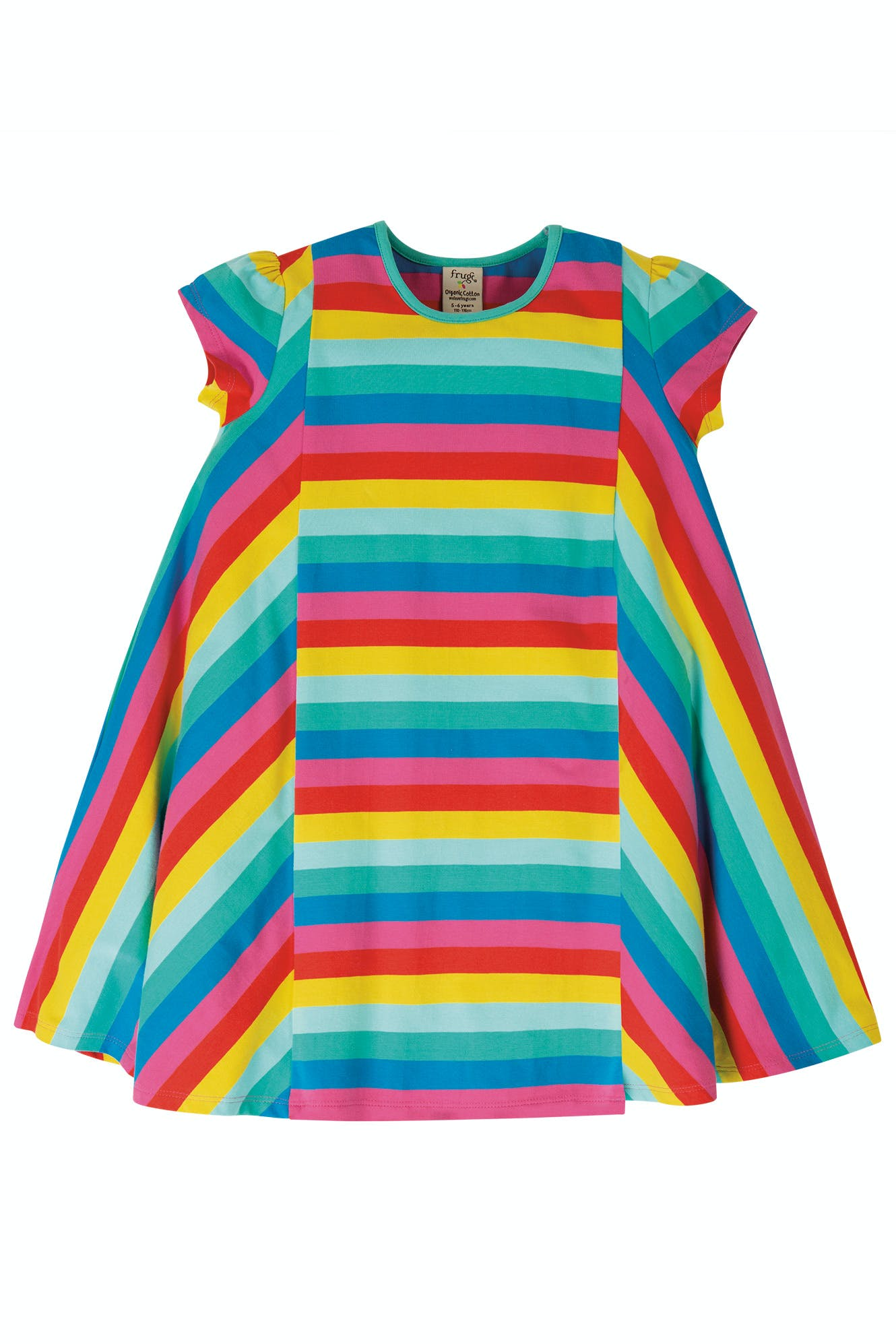 Click to view product details and reviews for Elodie Twirly Dress.