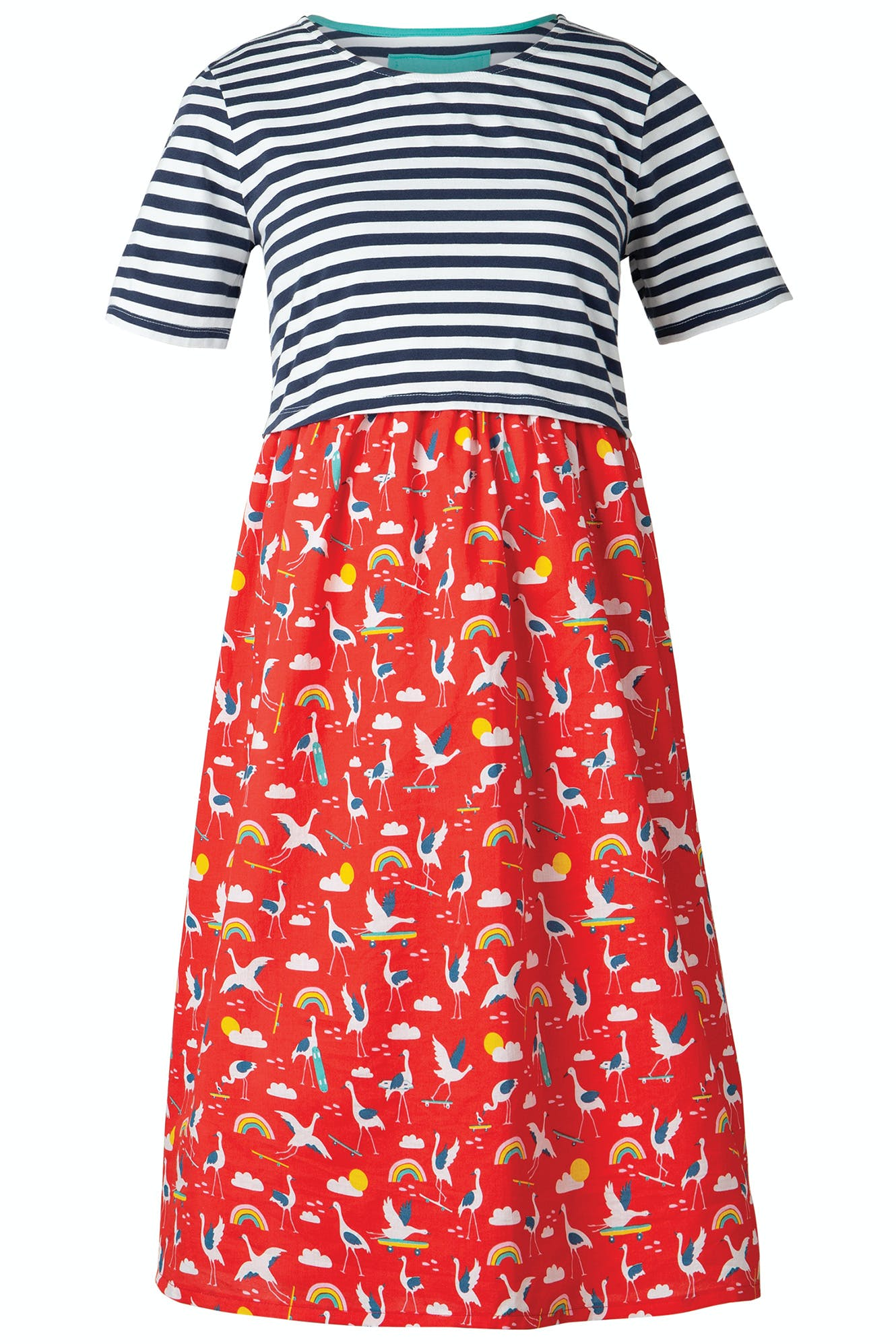 Click to view product details and reviews for Hotchpotch Smock Dress.