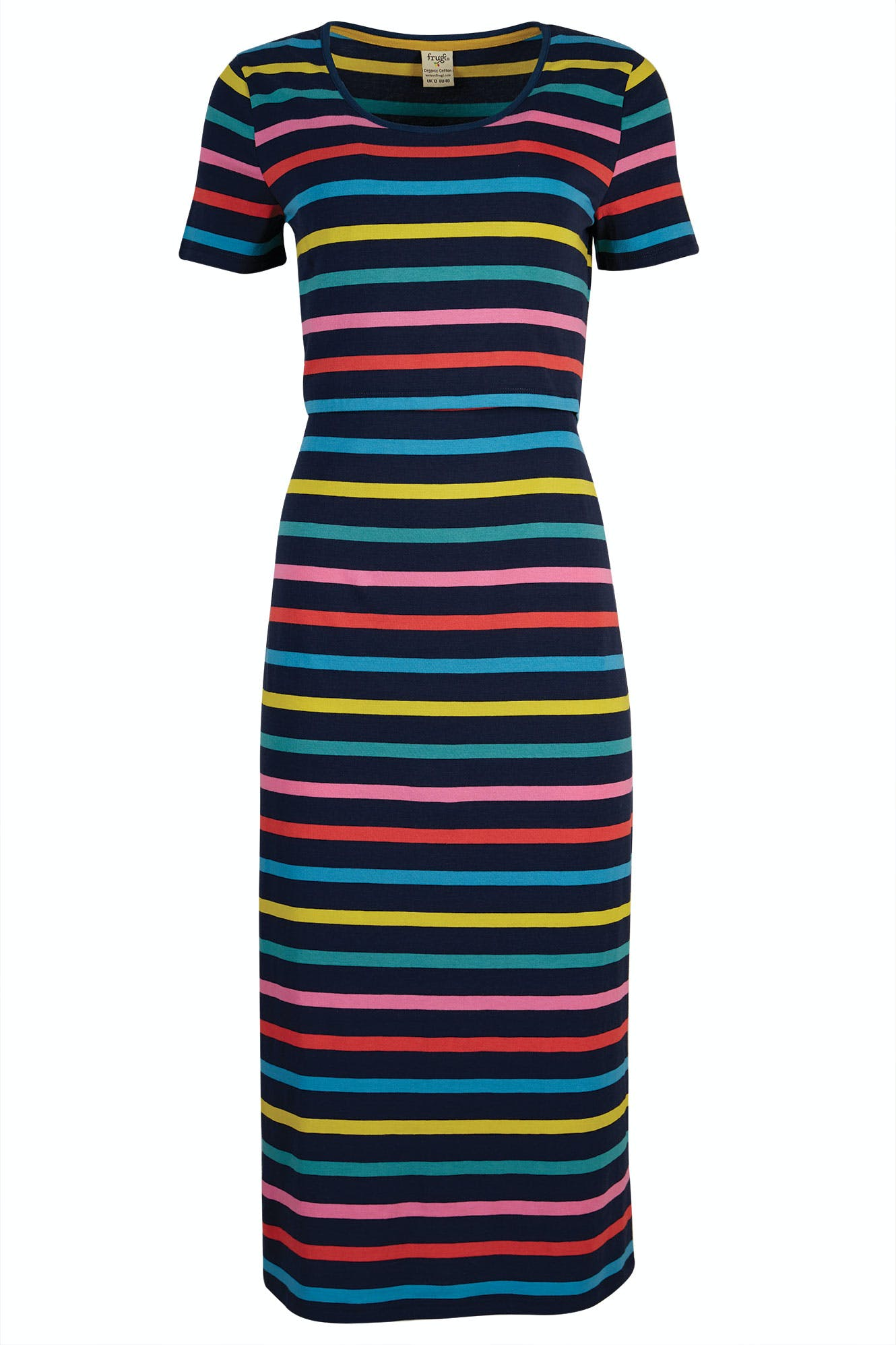 Click to view product details and reviews for Melanie Nursing Dress.