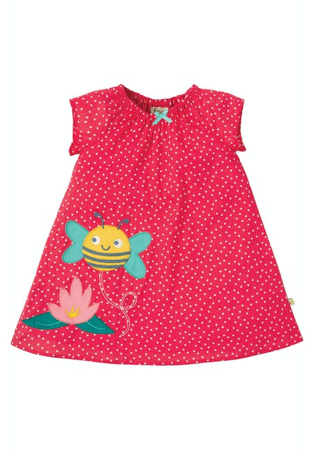 Amy Applique Dress