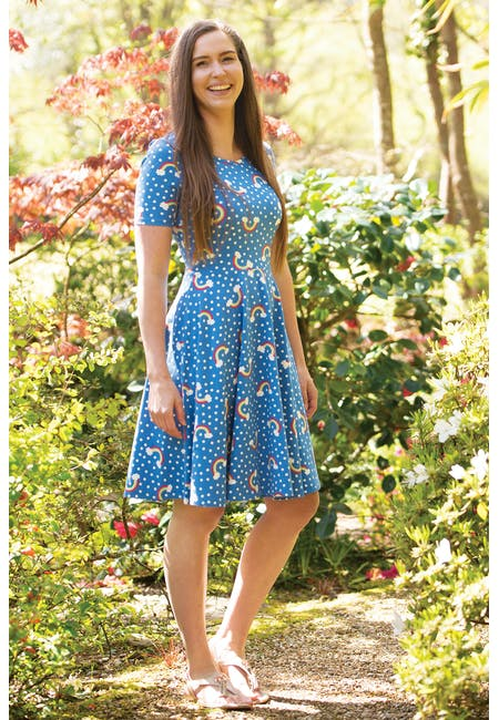Grown Ups Skater Dress