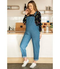 Constantine Chambray Dungaree