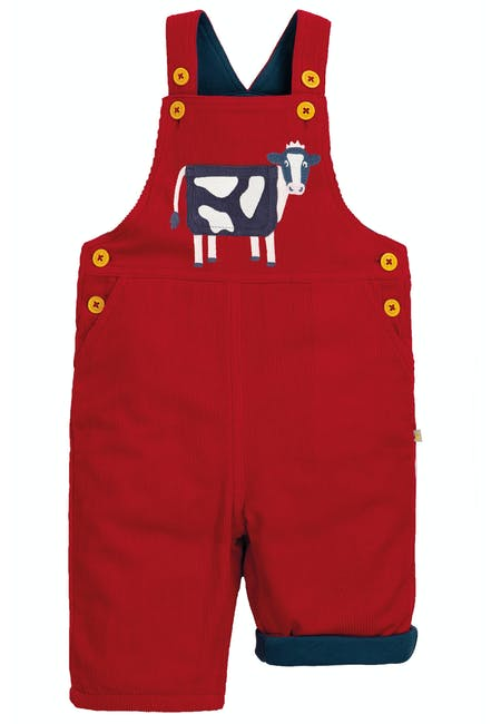 Buy Play Days Dungarees: Made From Organic Cotton | Frugi