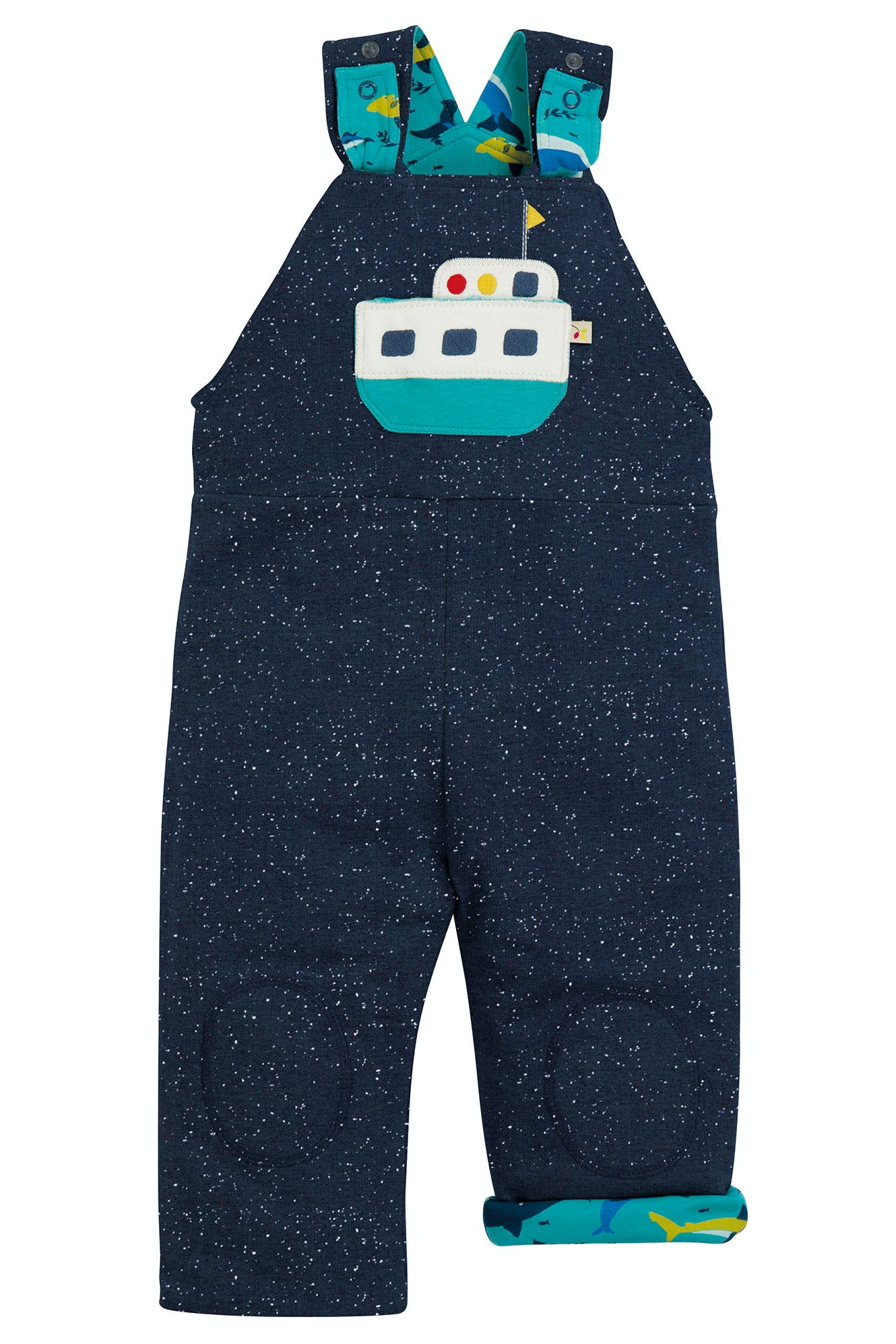 Click to view product details and reviews for Reese Reversible Dungaree.