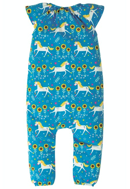 Dory Gathered Playsuit