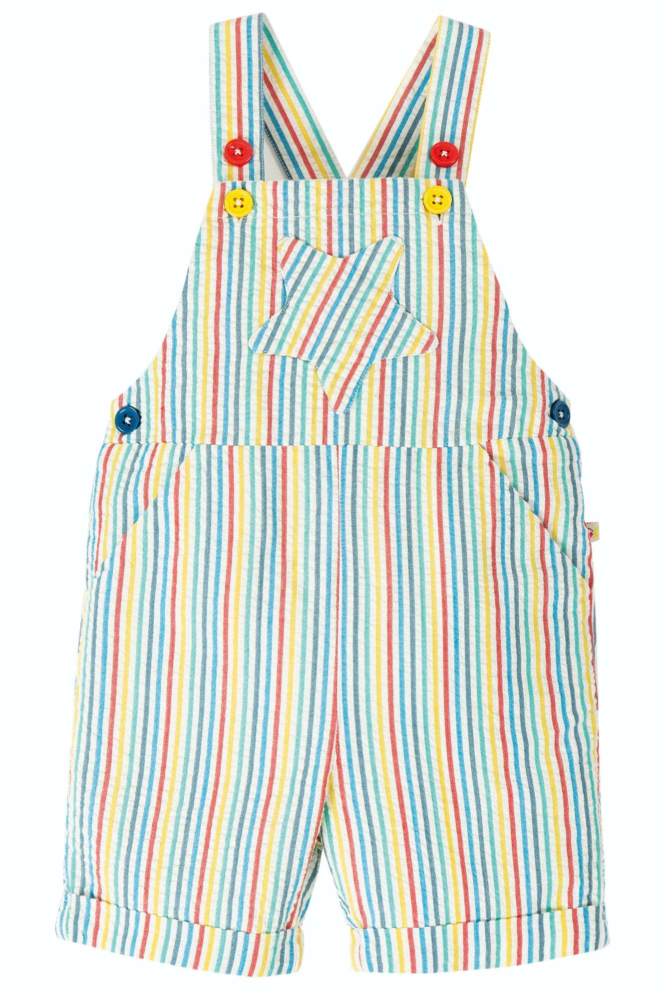 Click to view product details and reviews for Godrevy Dungaree.