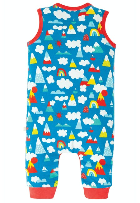 Buy Kneepatch Dungarees: Made From Organic Cotton | Frugi