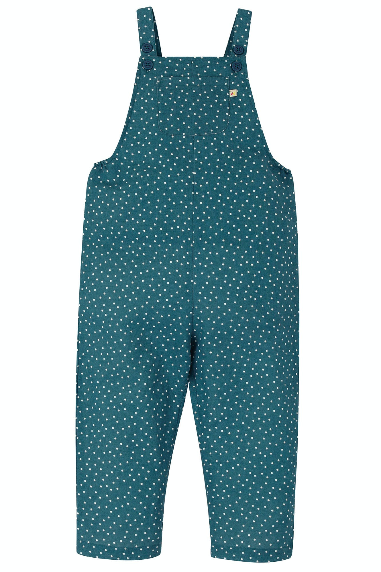 Click to view product details and reviews for Lexi Linen Dungaree.