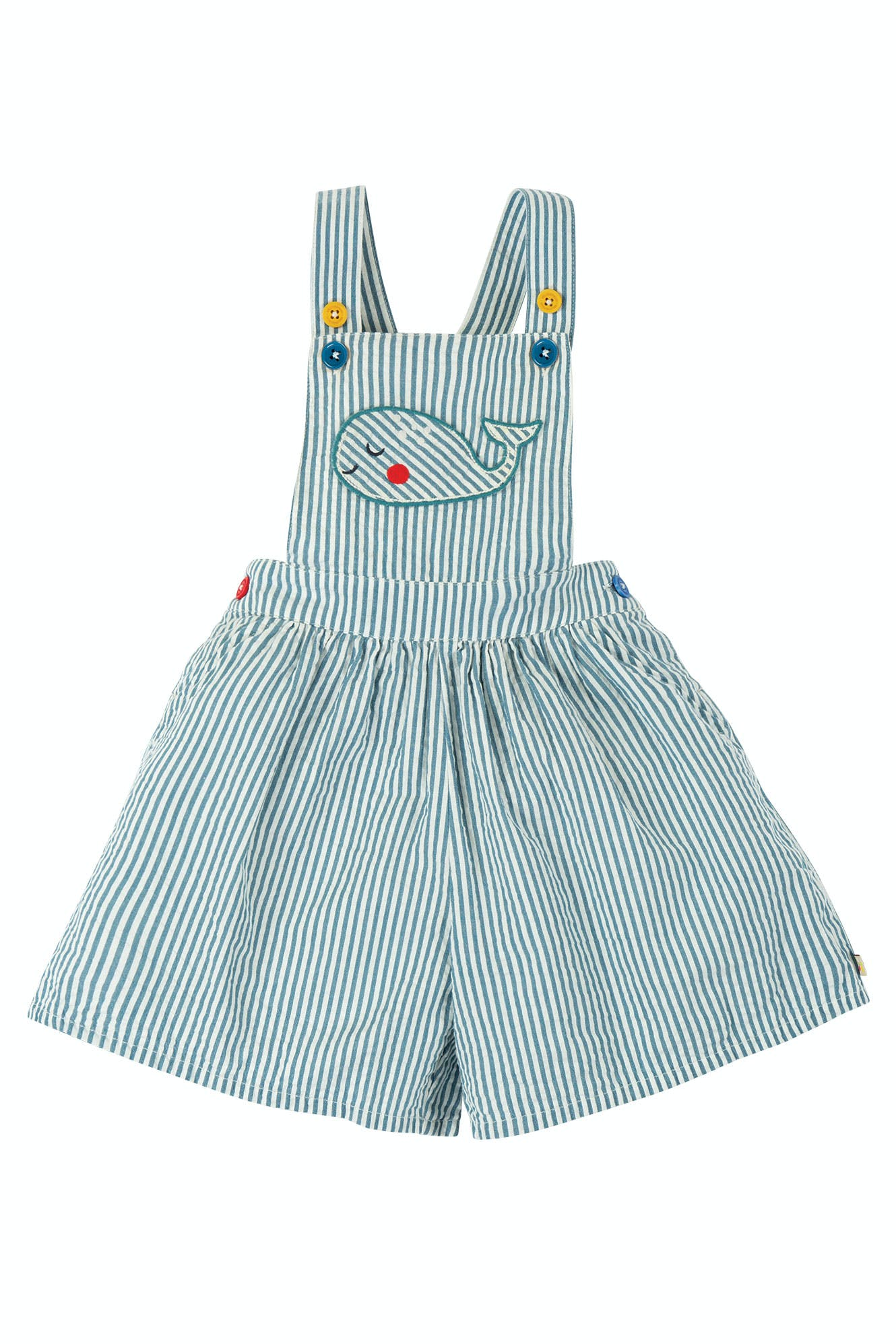 Click to view product details and reviews for Cassie Culotte Dungaree.