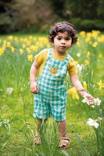 Sunny Day Dungaree