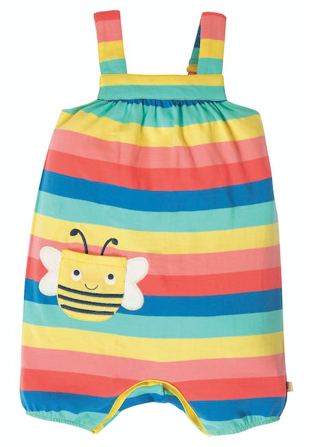 Beau Beach Dungaree