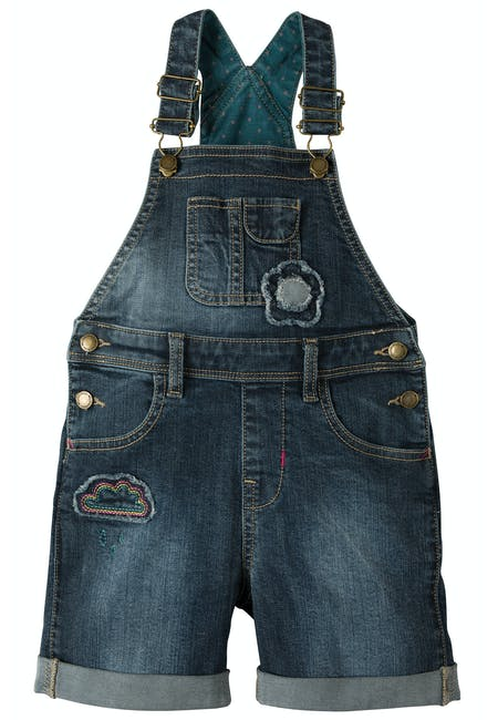 Daisy Denim Dungaree