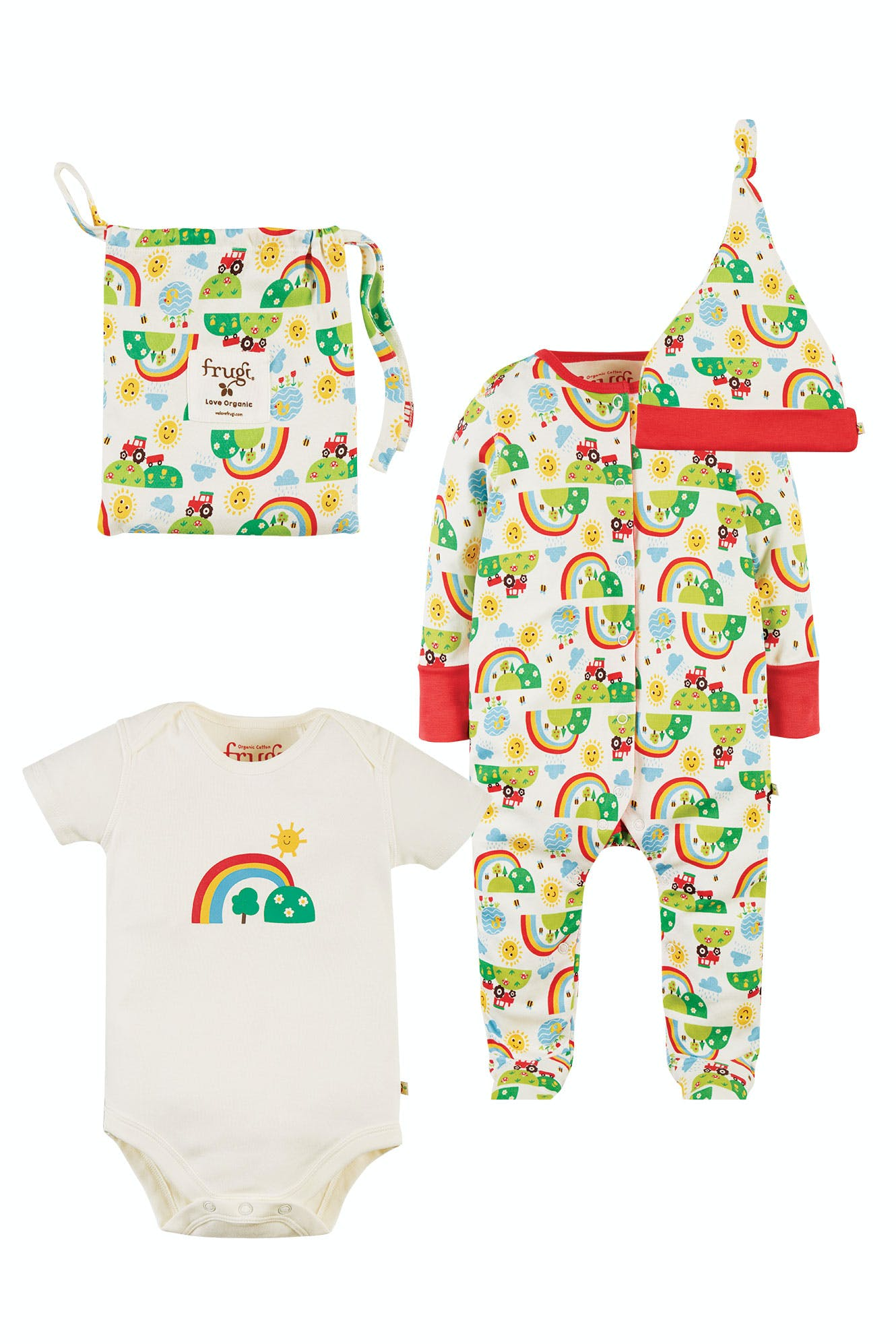 Click to view product details and reviews for Happy Days Baby Gift Set.