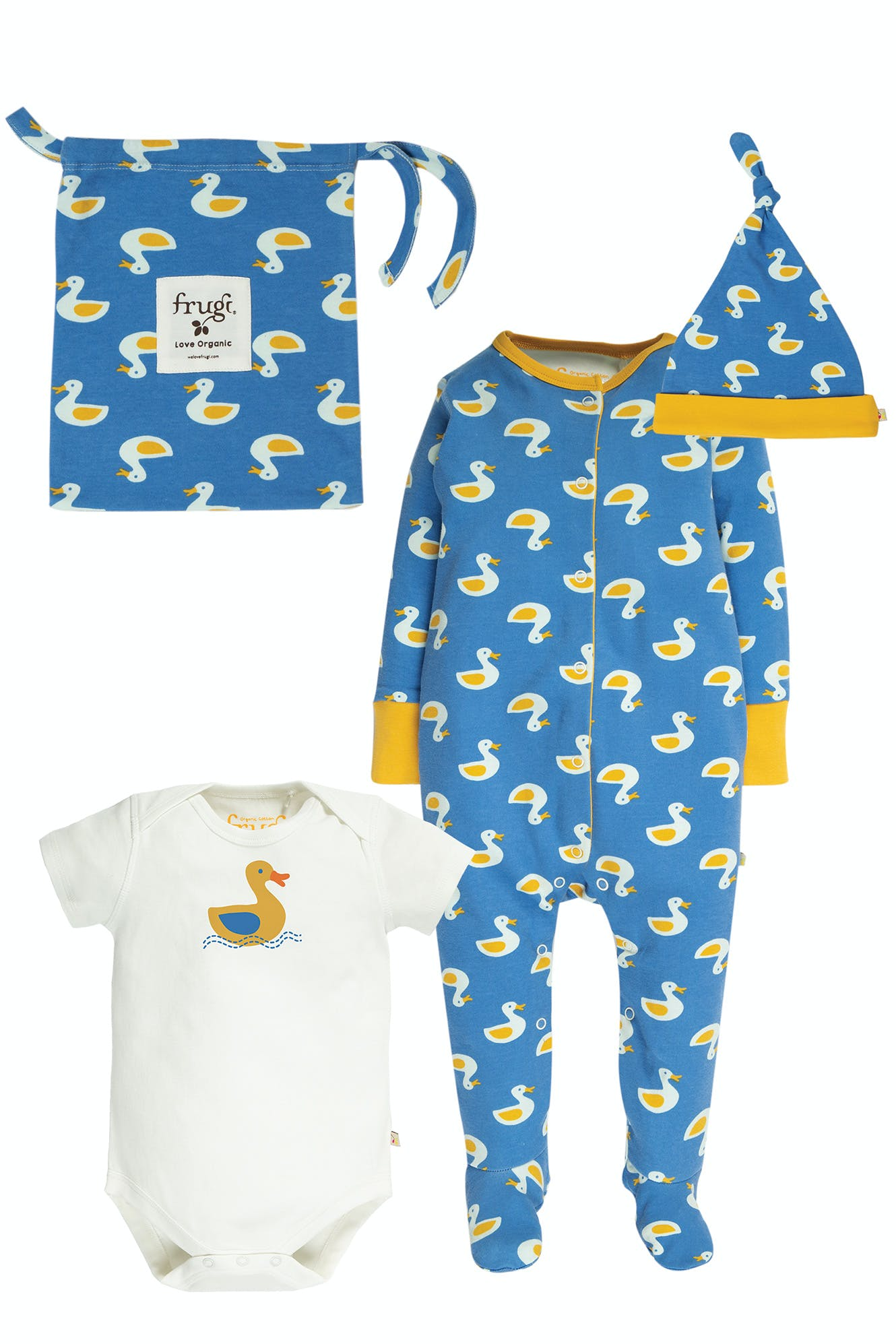 Click to view product details and reviews for Puddle Ducks Baby Gift Set.