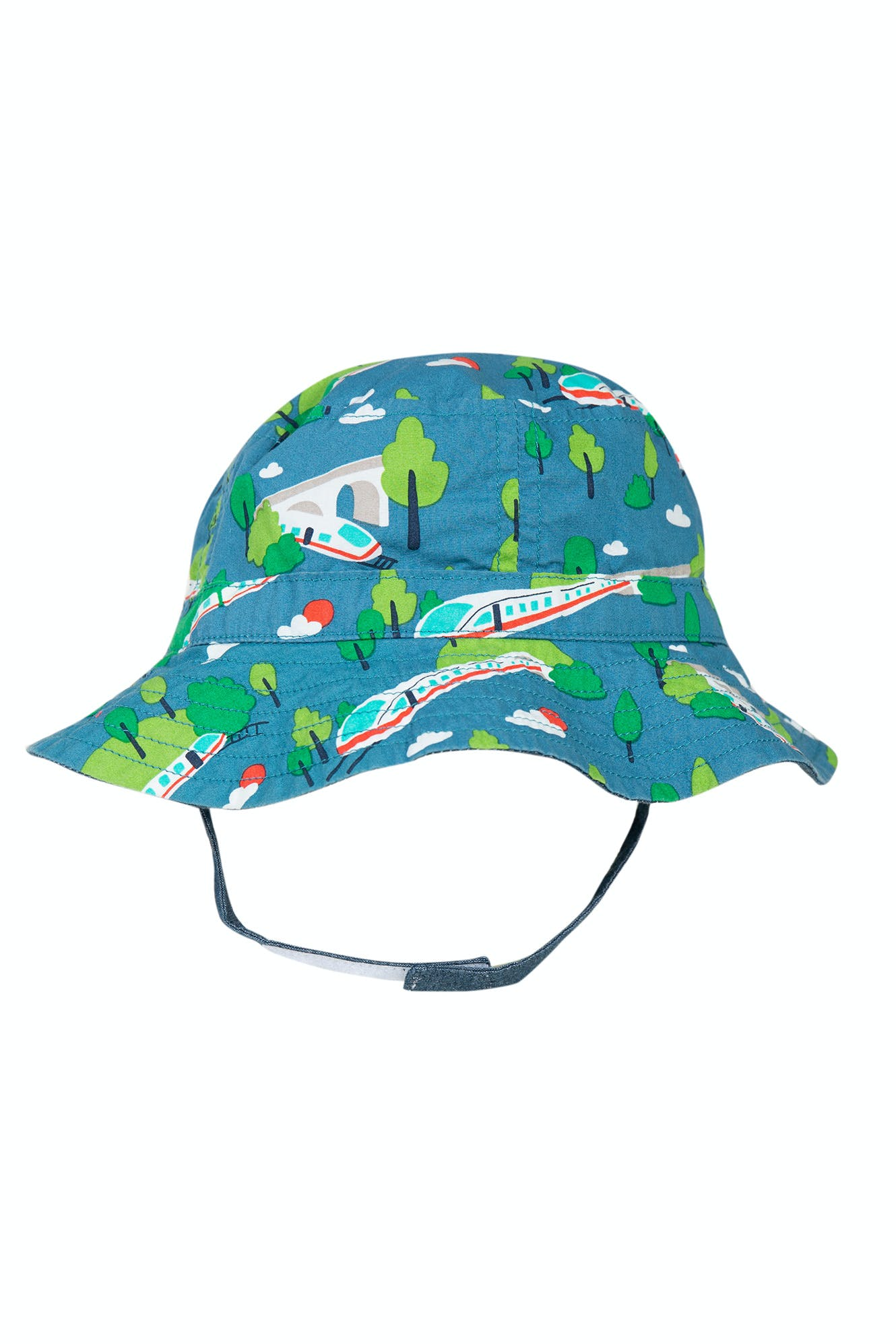 Click to view product details and reviews for Little Dexter Reversible Hat.