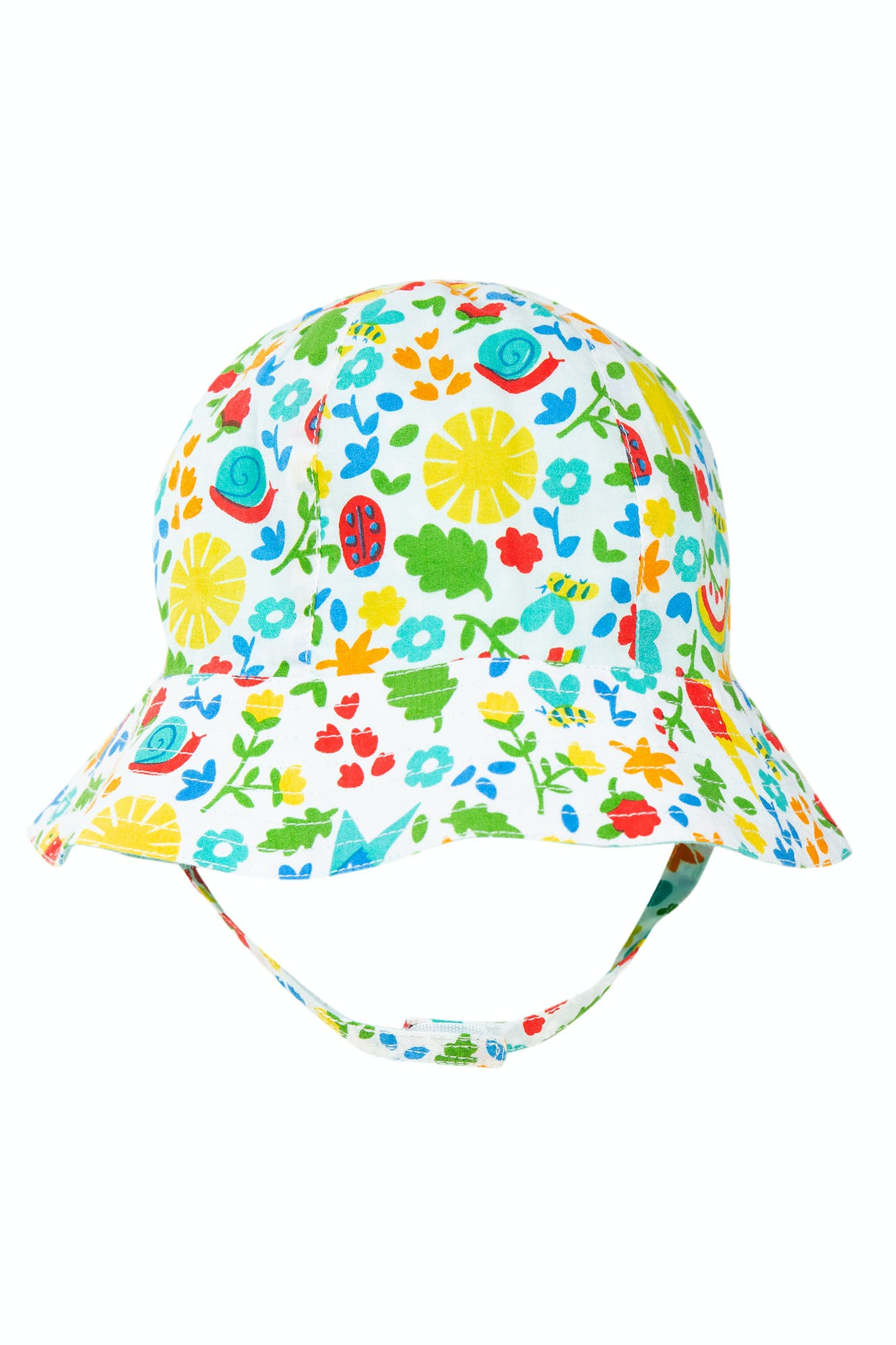 Click to view product details and reviews for Reversible Ditsy Hat.