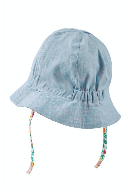 Chambray Reversible hat