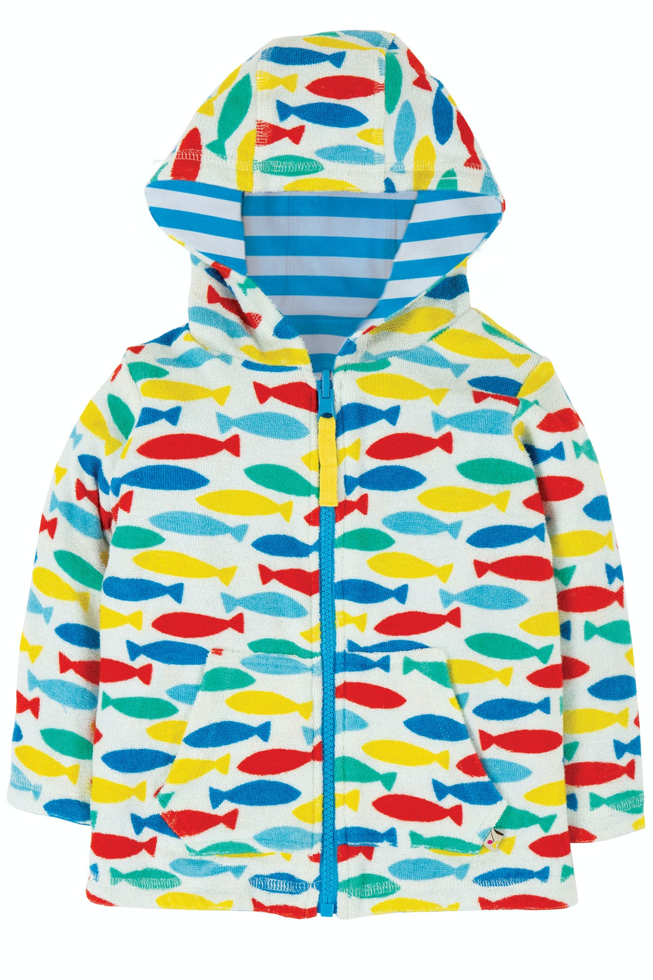 Click to view product details and reviews for Reversible Towelling Hoody.