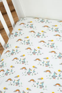 Cosy Cot Bed Sheets 2pk