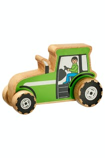 Fair Trade Wooden Push Along Toy