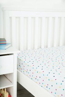 Cuddle-Up Cot Bed Sheet