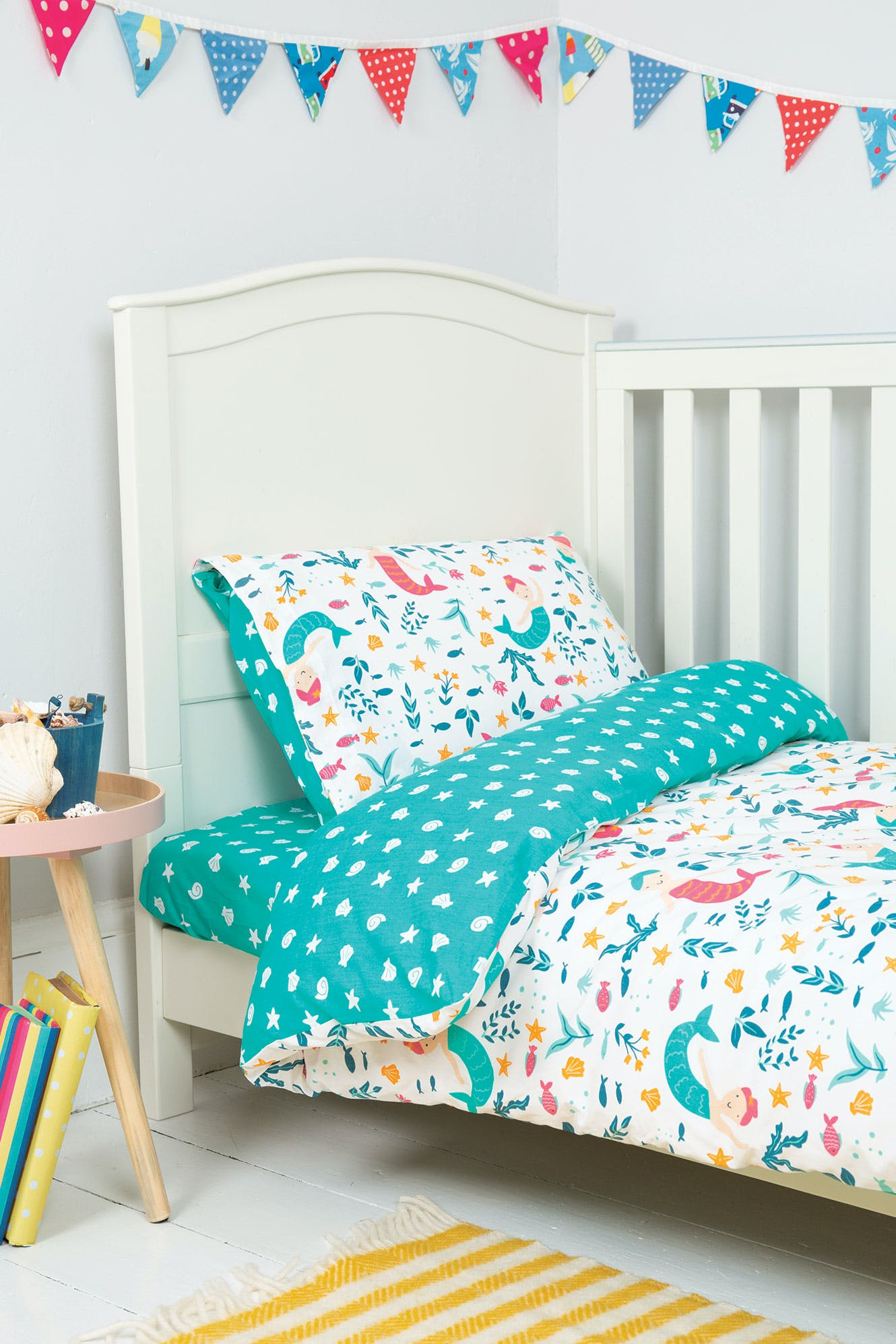 Cuddle Up Cot Duvet Set