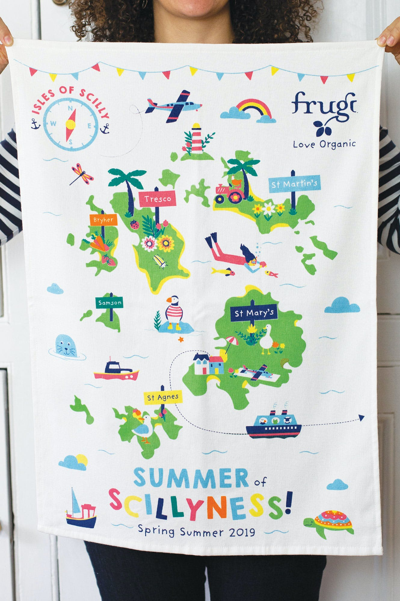 Click to view product details and reviews for Tip Top Tea Towel.