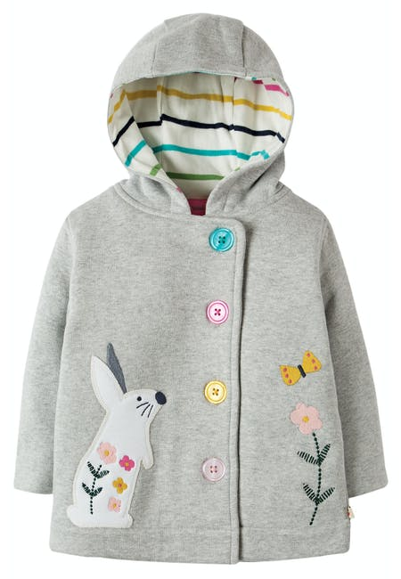 Cosy Button Up Jacket