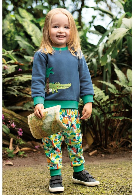 Buy Jump About Jumper: Made from Organic Cotton | Frugi