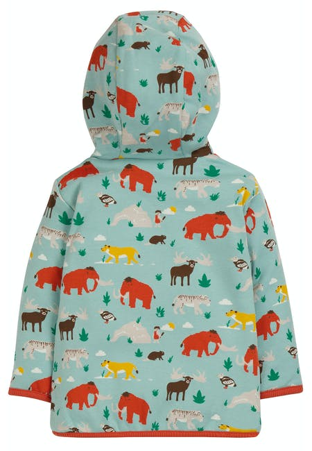 Buy Reversible Snuggle Jacket: Made From Organic Cotton | Frugi