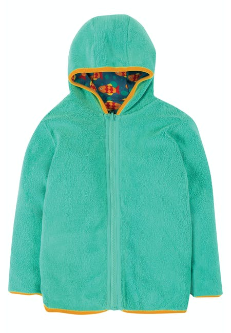 Buy Reversible Snuggle Jacket: 100% Organic Cotton | Frugi