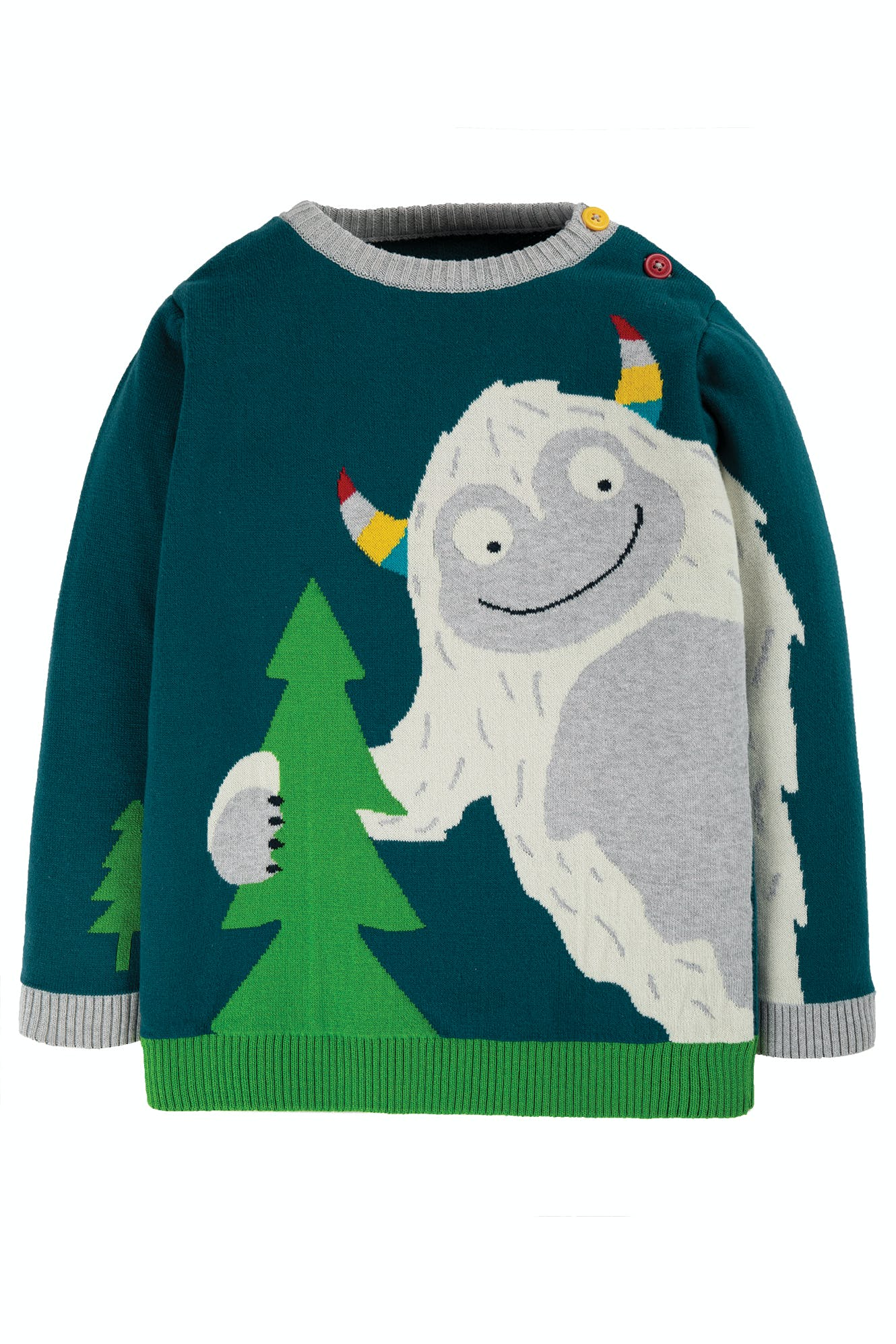 Click to view product details and reviews for Elwood Knitted Jumper.