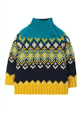 Fyfe Fairisle Jumper
