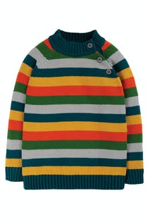 Storm Stripy Jumper