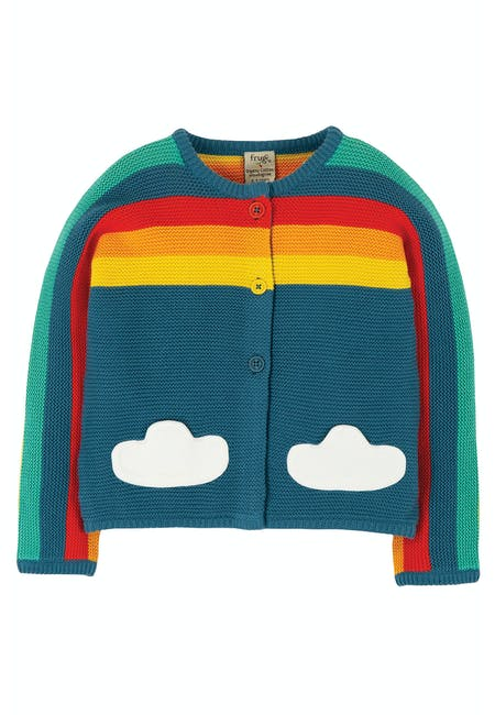 Buy Skyler Cardigan: Made From 100% Organic Cotton | Frugi