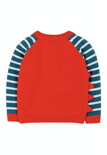 Buy Wilfred Knitted Jumper: 100% Organic Cotton | Frugi