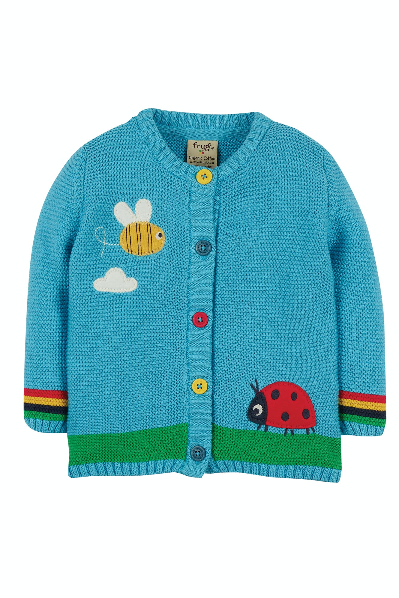 Click to view product details and reviews for Cuddly Knitted Cardigan.