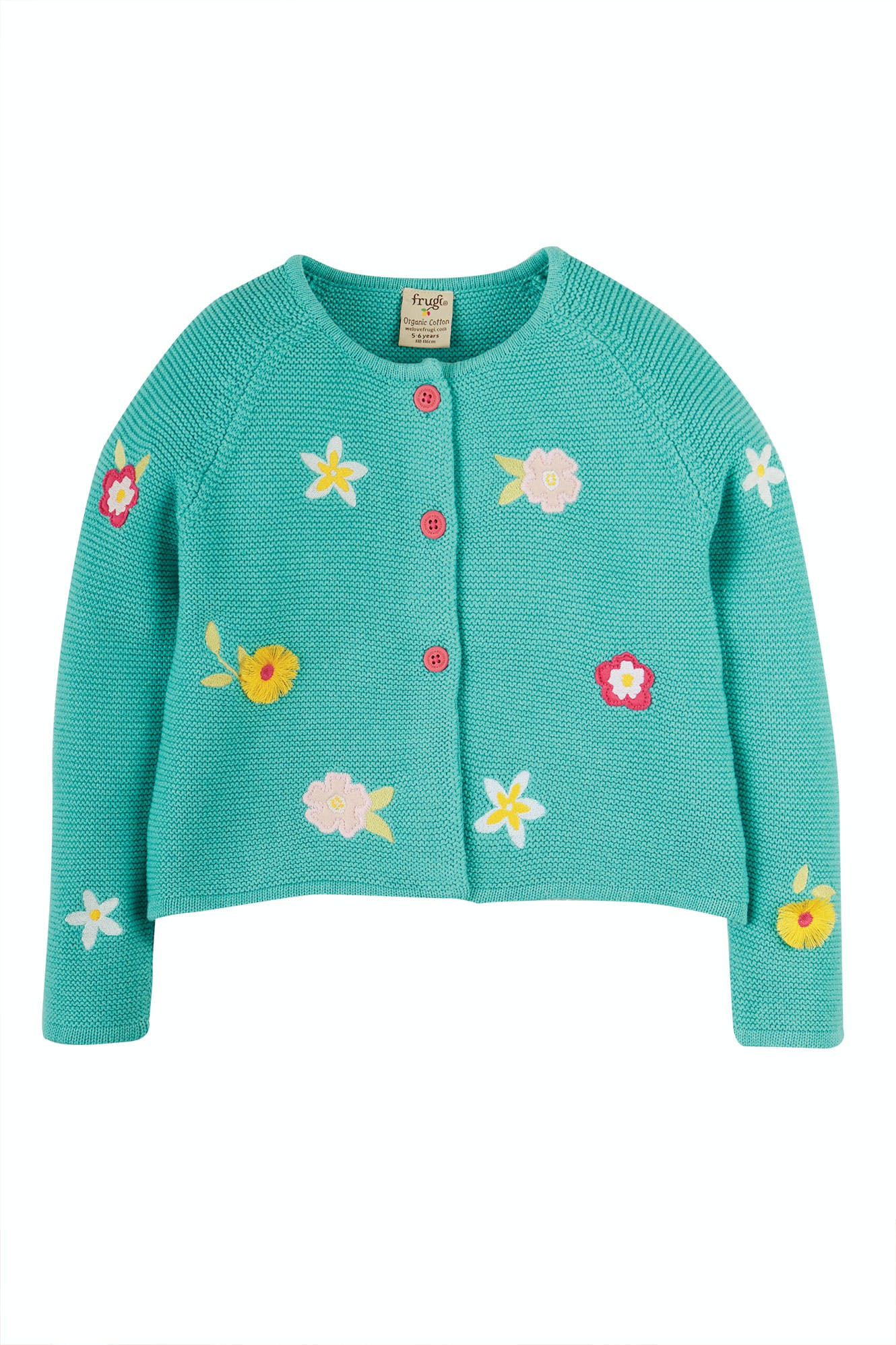 Baby Clothes Emilia Embroidered Cardigan