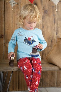 Little Libby Printed Leggings