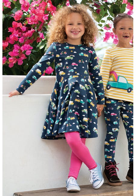 Buy Libby Legging: Made From Organic Cotton | Frugi