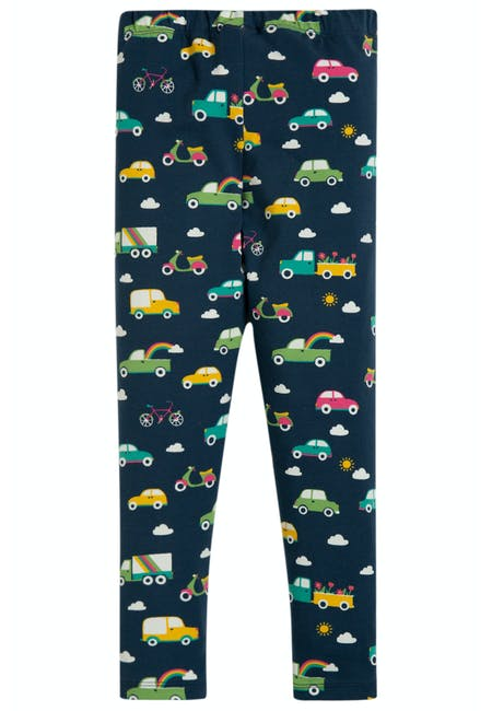 Buy Libby Printed Leggings | Frugi