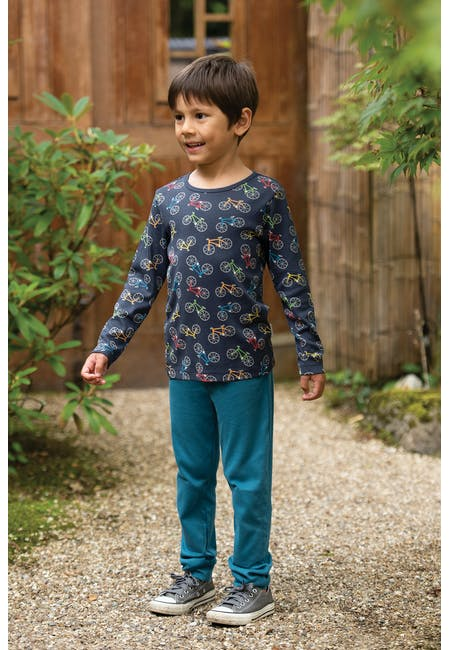 Buy Favourite Cuffed Legging: Newborn to 4 years | Frugi