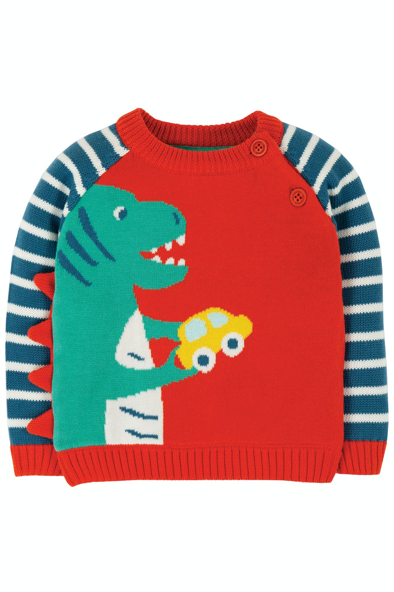 Click to view product details and reviews for Wilfred Knitted Jumper.
