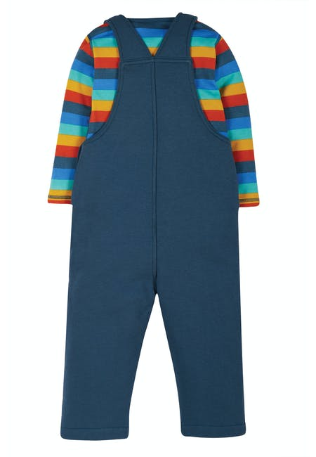 Rae Dungaree Outfit